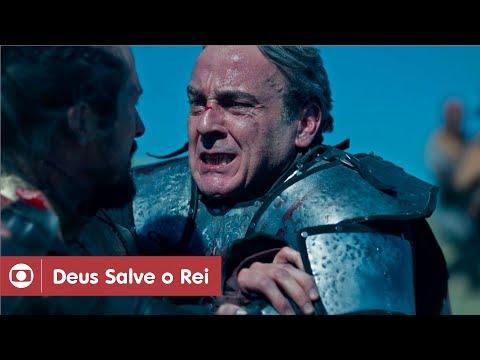 Deus Salve O Rei: capítulo 172 da novela, sábado, 28 de julho, na Globo