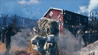"Fallout 76 ""A New American Dream! An Intro To C.A.M.P"" Trailer"