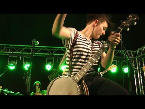The Great Malarkey In Concert - Tønder Festival, Denmark, 2015