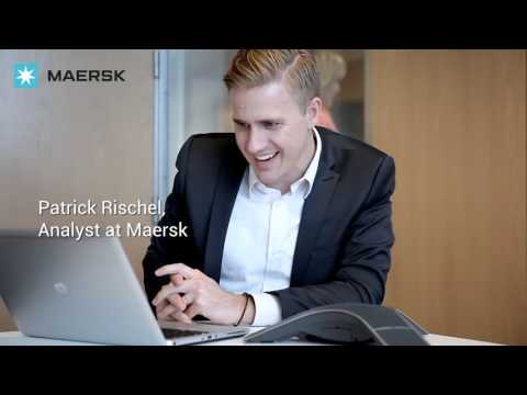 Analyst at Maersk