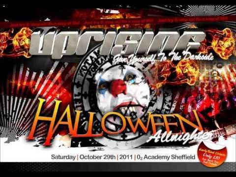 UPRISING HALLOWEEN ALL-NIGHTER 2011 DJ KENNY SHARP