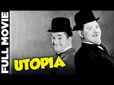 Utopia 1951  Stan Laurel, Oliver Hardy, Suzy Delair  Laurel and Hardy full movies