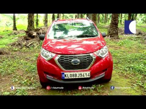 Datsun Redi Go Test Drive Review 2016   Interiors   Accessories   Dream Drive   Kaumudy TV
