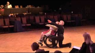 Rumba Wheelchair Dance (Satisfy My Soul)