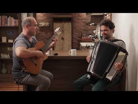 Marcelo Caldi e Nelson Faria | Mr. Albam
