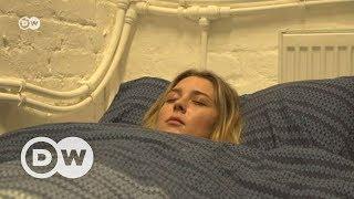 Londra'da 23 dolara uyku odaları - DW Türkçe