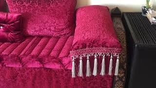 صالوني المغربي..//.. ببصمة تقليدية عصرية..//.. اجيو تشوفو