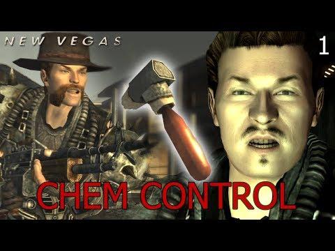 New Vegas Mods: Chem Control - Part 1