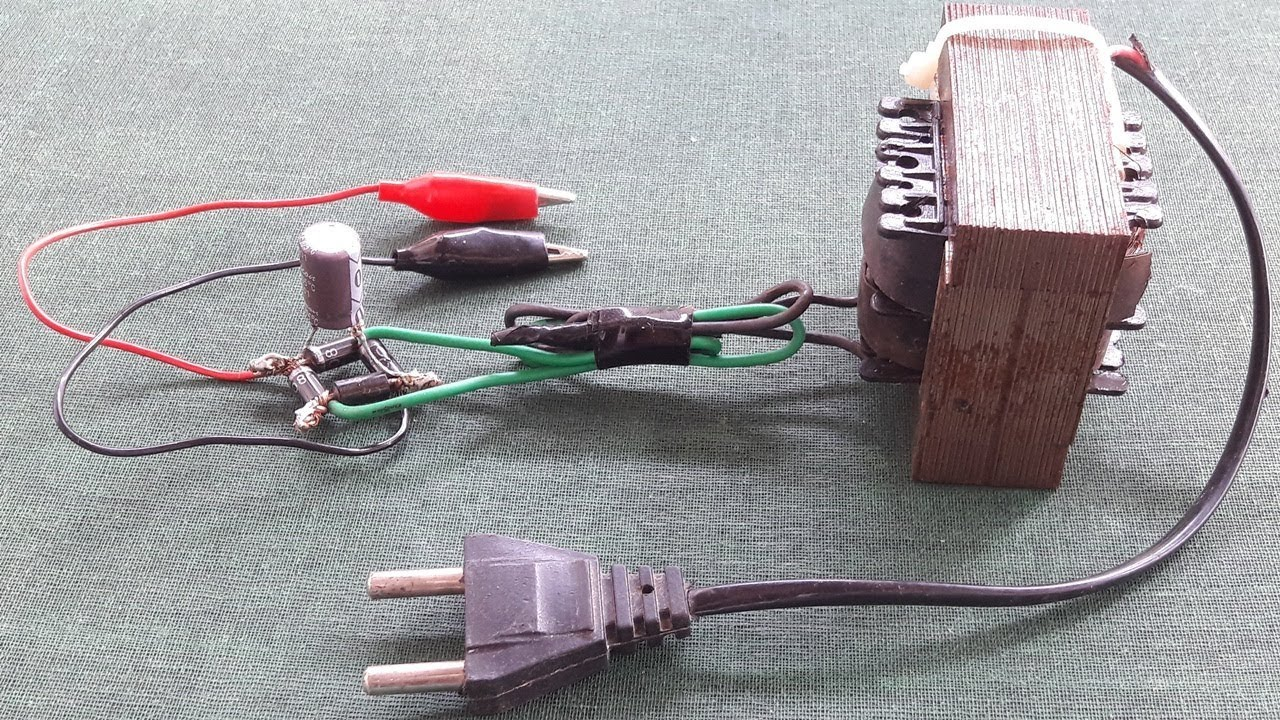 How To Build Constant Current Battery Charger