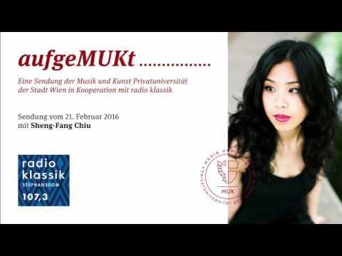 """""""aufgeMUKt"""" mit Sheng-Fang Chiu"""