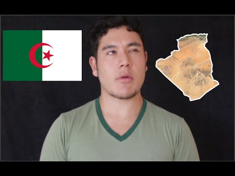Geography Now! Algeria
