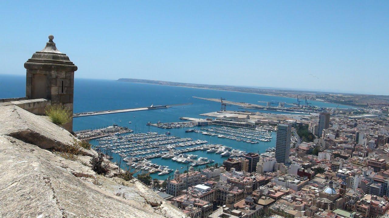 430 Alicante In Spain Youtube