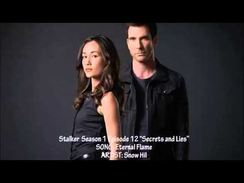Soundtrack Stalker 1x12 - Eternal Flame Cover by Snow Hill