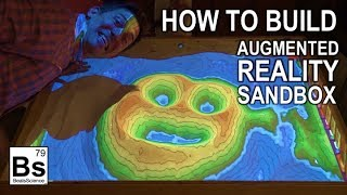 Augmented Reality Sandbox - How to Build the Sandbox