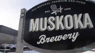 Live In Muskoka Episode 3: Muskoka Brewery