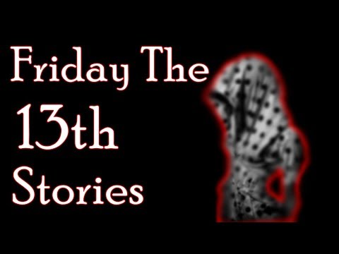 Scary Friday The 13th Stories (Ghost Stories, Demon Attack) | Mr. Davis