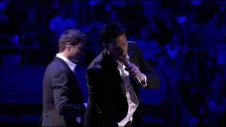 Watch Il Divo The Impossible Dream live video