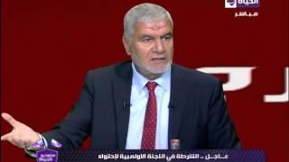 بالفيديو.. مشرف يطلب النجدة والشرطة تحرر محضرا ضد وليد عطا