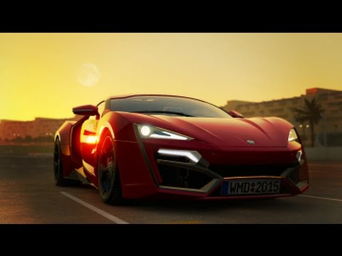 Lykan Hypersport Car >> Lykan Hypersport de Rápidos y Furiosos 7 para Gta San Andreas/ Multijugador - YouTube