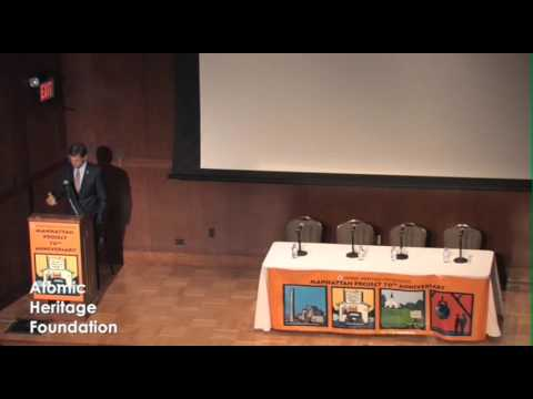Manhattan Project Symposium: Senator Martin Heinrich