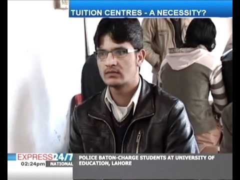 Tuition centres - a necessity in Pakistan?