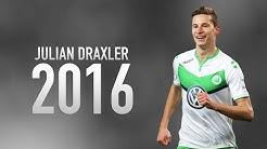 Julian Draxler ● VfL Wolfsburg    Goals & Skills & Assists   2015/2016 (HD)