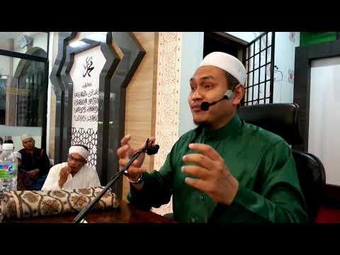 2 Disember 2018 (Ahad)- Ustaz Fawwaz- Masjid Lavender Heights (Part 1)