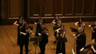 A Far Cry - Alberto Ginastera: Concerto per Corde, op.33  IV. Finale furioso