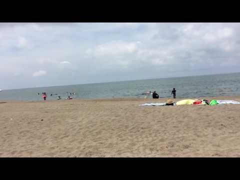 Niigata Teradomari beach