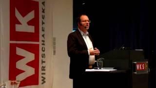 DSGVO 2016/679 Vortrag bei der WKO Salzburg