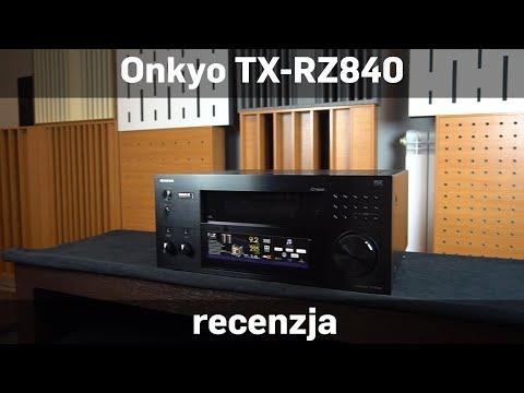 Onkyo TX-RZ840 Recenzja / review / test sklep.RMS.pl