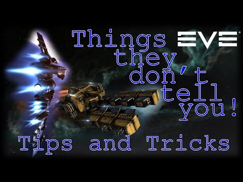 The Things People Don't Tell You! (Eve Online Guide)