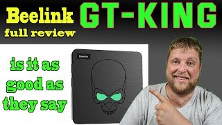 Beelink GT-King Android TV Box  |  Is It Really As Good As They Say?