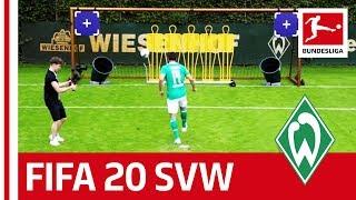 Pizarro, Eggestein & Co. - EA SPORTS FIFA20 BUNDESLIGA CHALLENGE - SV Werder Bremen