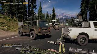 FarCry 5 Gameplay cz ( My epic skill :-D)