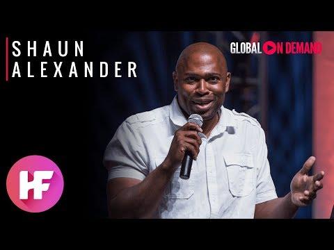 Shaun Alexander | The True Source of Hope
