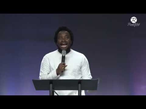 """HE DID IT FOR ME ""By Dr.Sonnie Badu On Resurrection Sunday At RockHill Church"