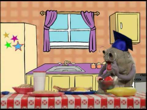 Healthy Kids Don't Skip Breakfast!