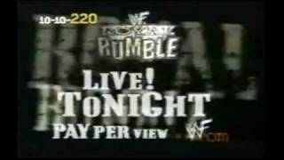 WWF Royal Rumble 1999 Commercial thumbnail