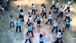 Estee Lauder Flash Mob-Las Vegas Macy's Fashion Show Mall Thumbnail