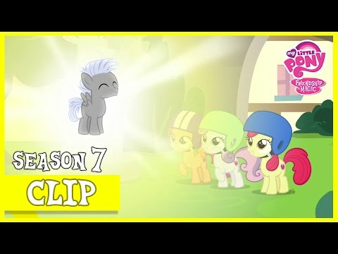 """MLP: FiM – Chipcutter's Cutie Mark """"Forever Filly"""" [HD]"""