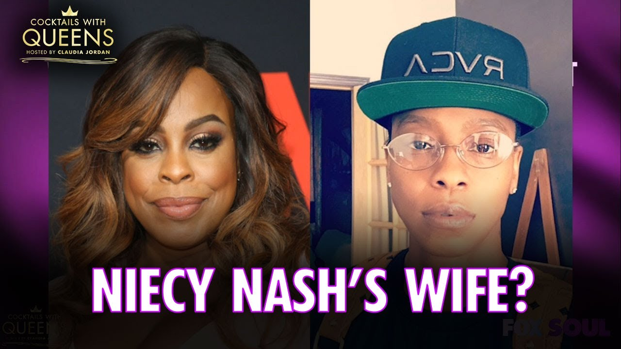 Niecy Nash is Married to a Woman Now? | Cocktails with Queens