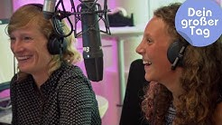 Live bei SWR3 - Cecilia moderiert eine Radiosendung | Dein großer Tag | SWR Kindernetz