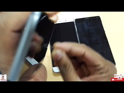 [Hindi - हिन्दी] Scratch Test DragonTail/Gorilla/NEG Meizu M2, Coolpad Note3, Vibe P1