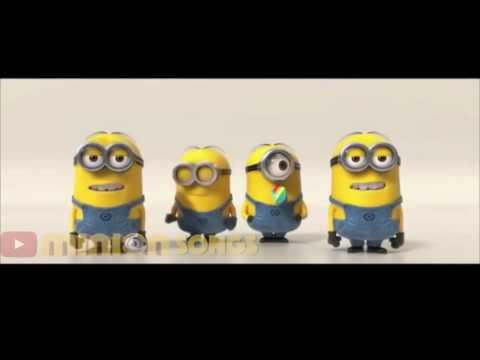 Rachel Platten - Fight Song (Minions Version) it is cartoon snippet!