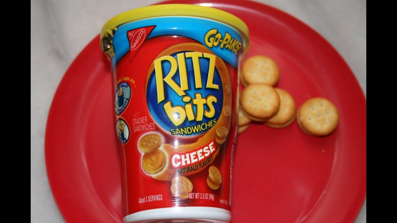 Download Ritz bits sandwiches cheese version