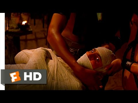 The Mummy (2/10) Movie CLIP - Imhotep Is...