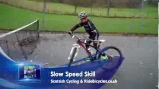 Slow Speed Skills & Drills for Mountain Bikers