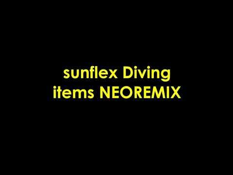Diving items NEOREMIX