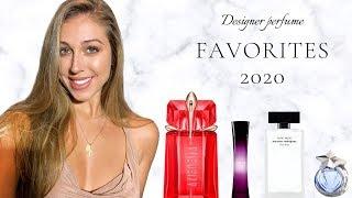 TOP 10 DESIGNER PERFUMES 2020